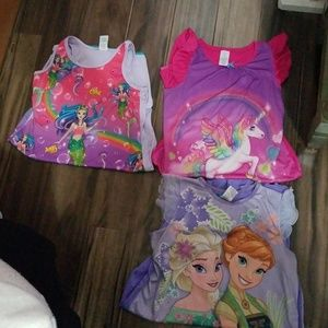 Girl's nightgowns